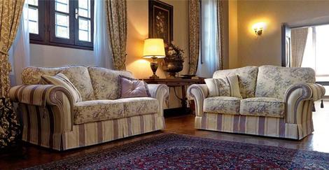 Divani poltrone for Salotti poltrone sofa