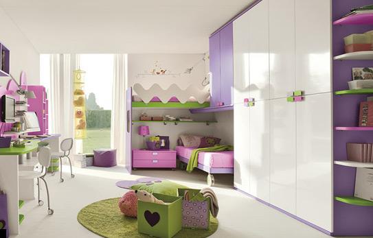 Beautiful Nuovo Arredo Camerette Gallery - Design and Ideas ...